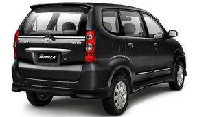 Toyota Avanza Bali